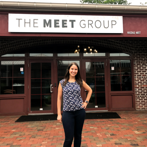 Philly New Technology Meetup Welcomes The Meet Group's Catherine Cook Connelly as Guest Speaker (Pho ...