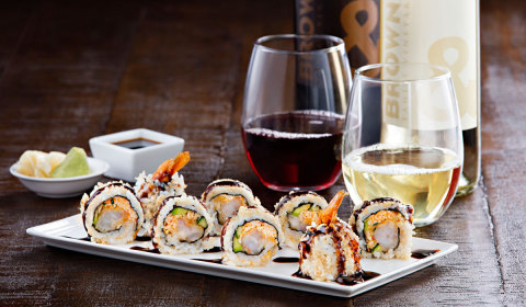 P.F. Chang's now is offering wine and beer delivery through DoorDash at select California restaurants. (Photo: Business Wire)
