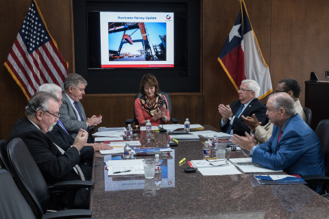 Nation's Vital Houston Ship Channel Impacted