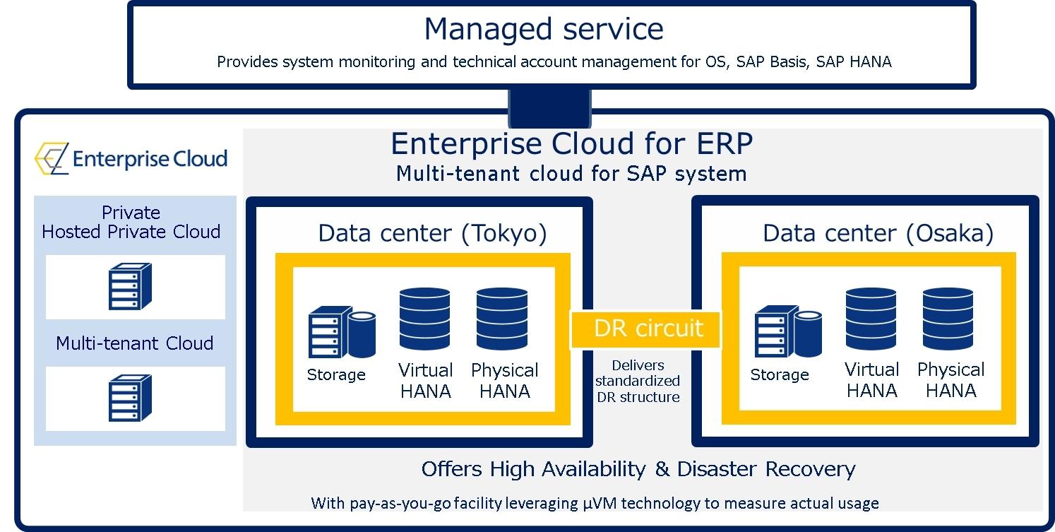 NTT Com Launches Enterprise Cloud for ERP   Business Wire