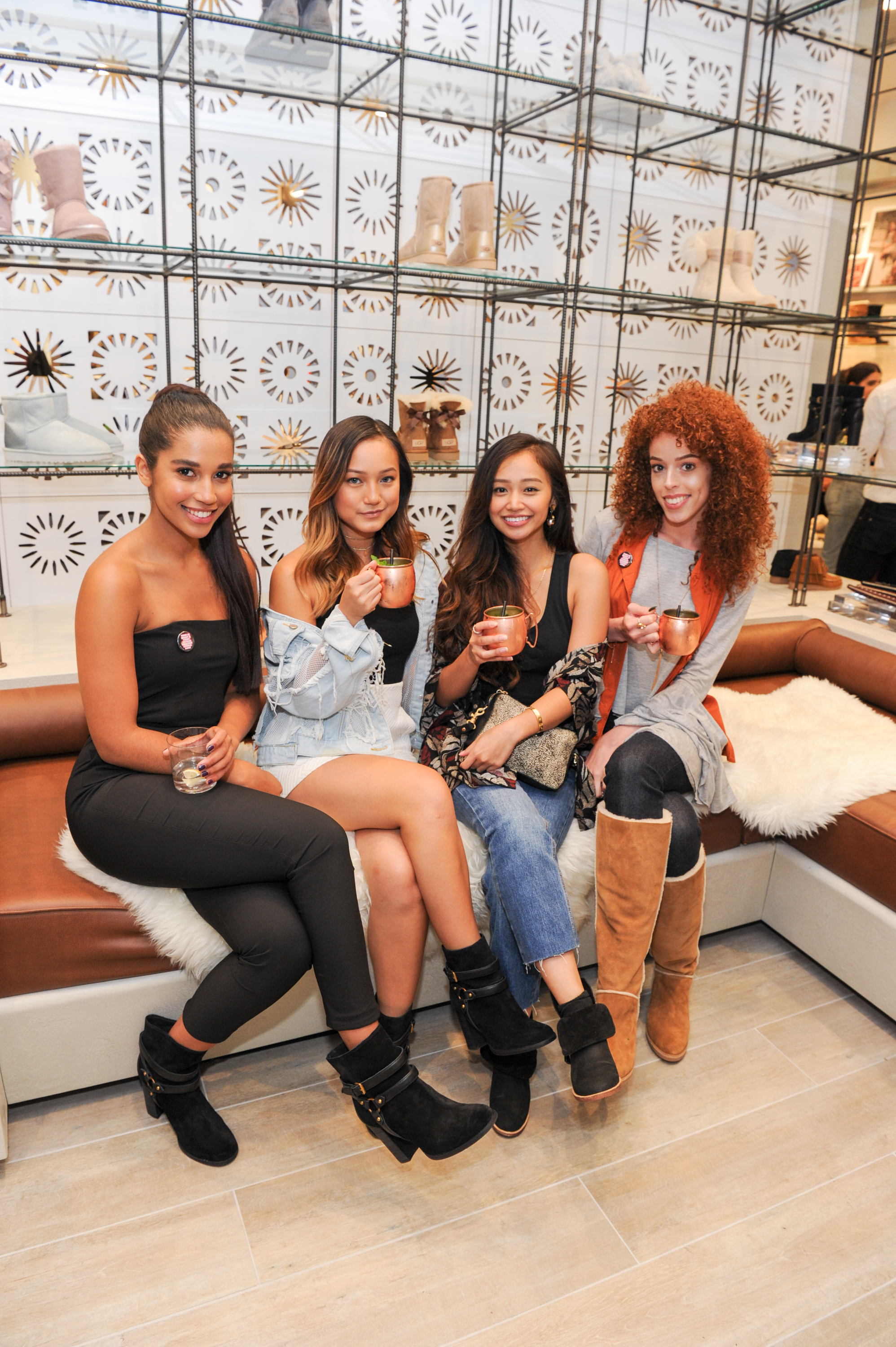 19e26c78d8ae UGG Unveils New Flagship Store at World Trade Center | Business Wire