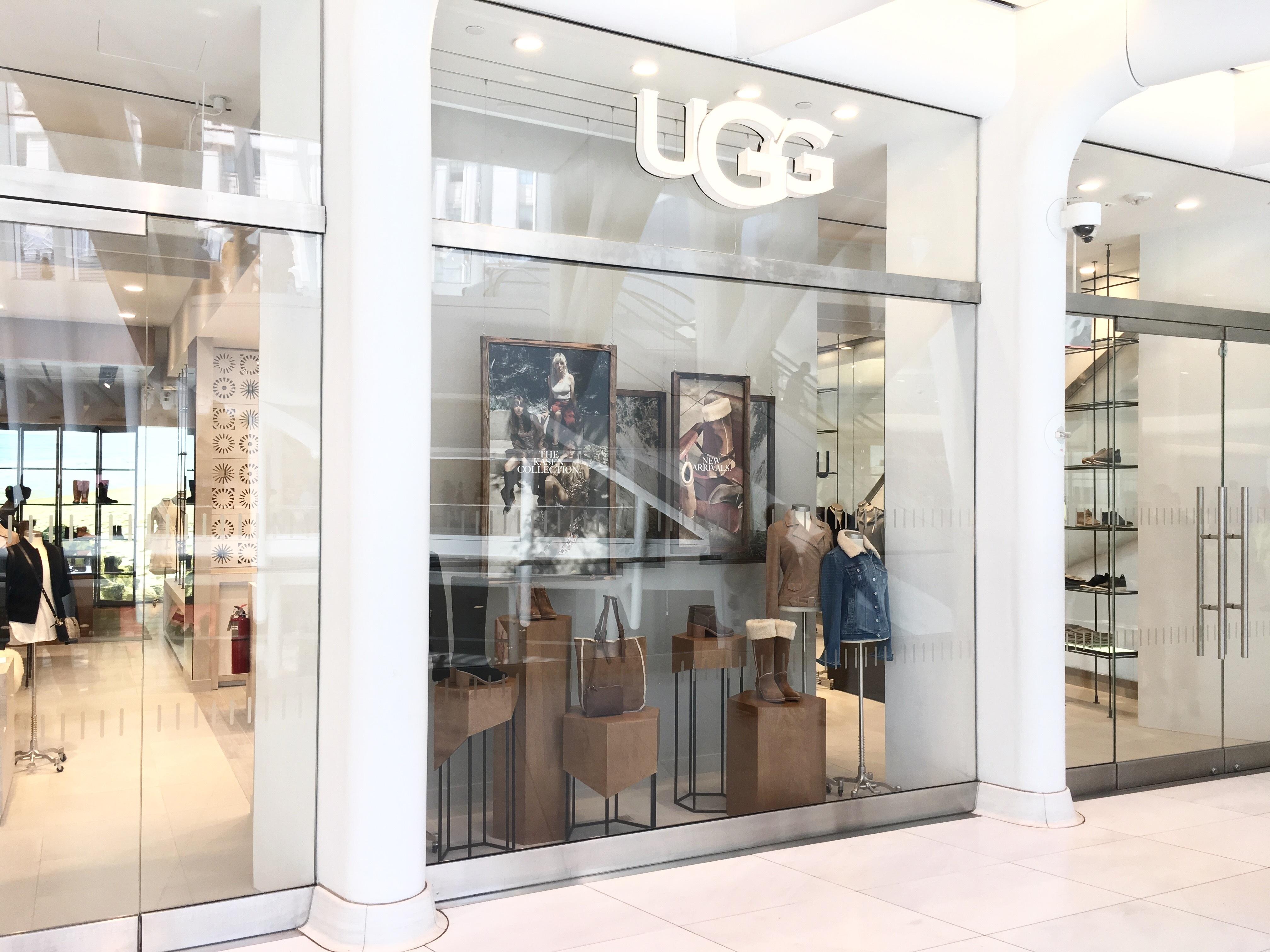 ugg store world trade center
