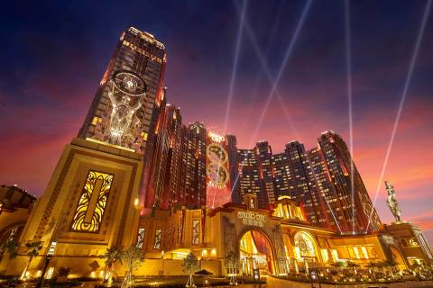 Studio City in Macau - the world-renowned luxury hotel and casino resort (Photo: Business Wire)
