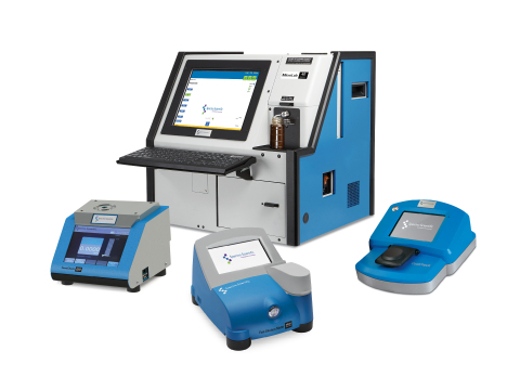 Spectro Scientific, one of the world's largest suppliers of oil, fuel and processed water analysis instrumentation and software for fleet applications, has announced the release of MicroLab® Version 11 Software and the introduction of new MicroLab Companion Kits. (Photo: Business Wire)