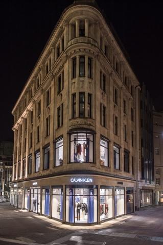 CALVIN KLEIN Multi-Brand Lifestyle Store, Düsseldorf, Germany (Photo: 2017 Huy Nguyen)