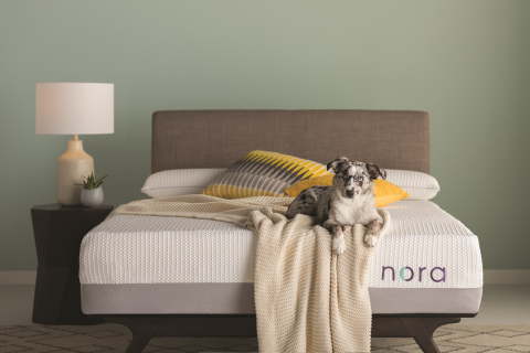 Wayfair introduces Nora, the all new and affordable premium bed-in-a box mattress. (Photo: Business Wire)