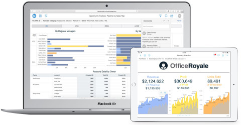 MicroStrategy 10.9 introduces dossiers for both web and mobile, offering sophisticated real-time ana ...