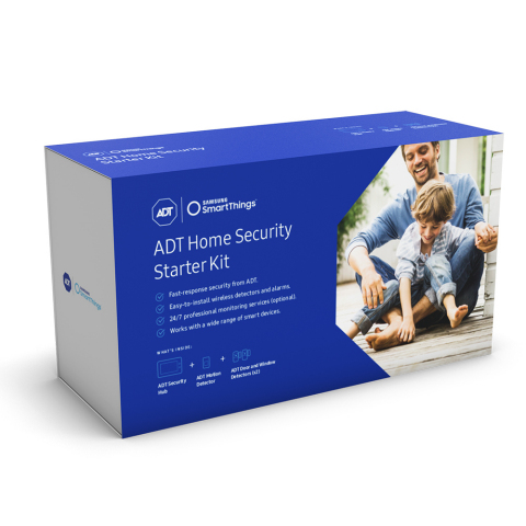 ADT Home Security Starter Kit (Photo: Business Wire)