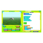 "NextObject Releases ""KidsScript,"" Free Entry-Level 3D Programming Tool for Kids"