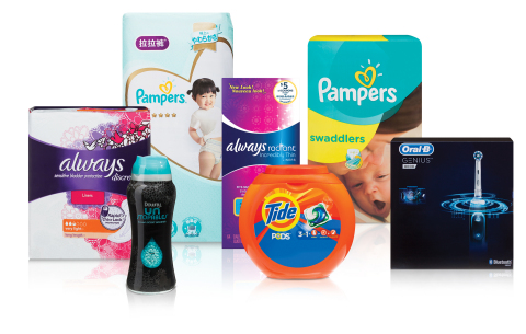 P&G Innovation: The stronger portfolio is enabling us to accelerate our innovation engine. We have built a number of meaningful, new businesses such as Tide Pods, Pampers Swaddlers and Pants, Downy Unstopables, Always Discreet and Radiant, Oral-B Power, and many others. By any measure, P&G is the industry leader in innovation. (Photo: Business Wire)