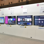 Sharp Expands upon New Vision at CEATEC 2017: Changing the World with 8K and AIoT