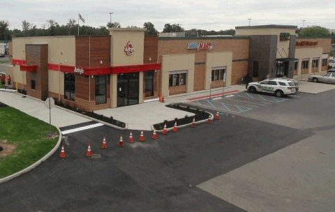 Bordentown Arby's (Photo: Business Wire)
