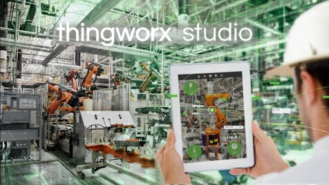 ThingWorx® Studio Brings Highly Immersive Augmented Reality Interactions to the Industrial Enterprise (Photo: Business Wire)