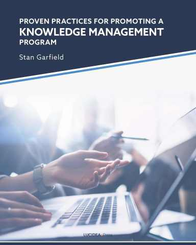 Proven Practices for Promoting a Knowledge Management Program (Photo: Business Wire)