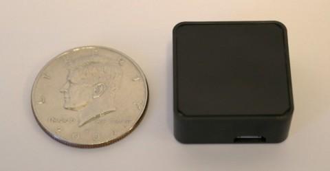 Fujitsu F-Pro Biometric sensor (Photo: Business Wire)
