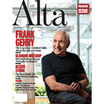 Journal of Alta California Hits Newsstands Today - William R. Hearst III's New Magazine About California