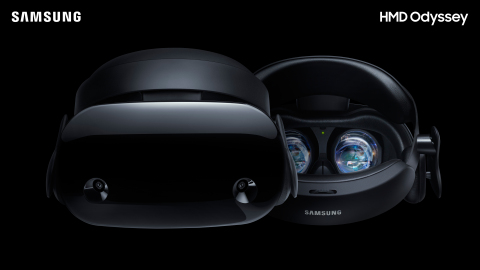 Samsung HMD Odyssey (Photo: Business Wire)