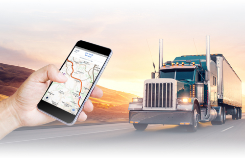 TomTom to Power MICHELIN's Mobile App for Truckers Providing Best-in-Class Routing (Photo: Business Wire)
