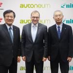 Toyota Boshoku, Autoneum, and Nihon Tokushu Toryo Agree to Establish Joint Venture