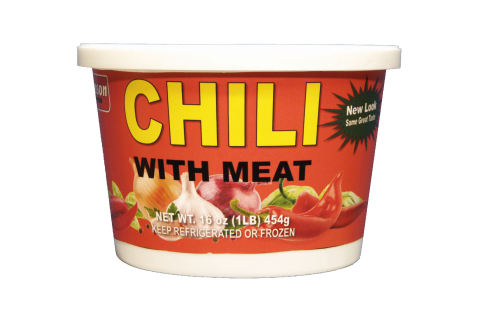 Johnson Chili begins a country-wide rollout of their Original and Hot-N-Spicy Chili with meat brands. Please visit www.johnsonchili.com. (Photo: Business Wire)