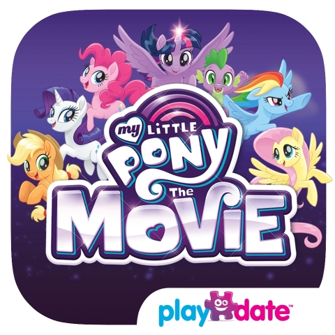 My Little Pony: The Movie - The official app available now!