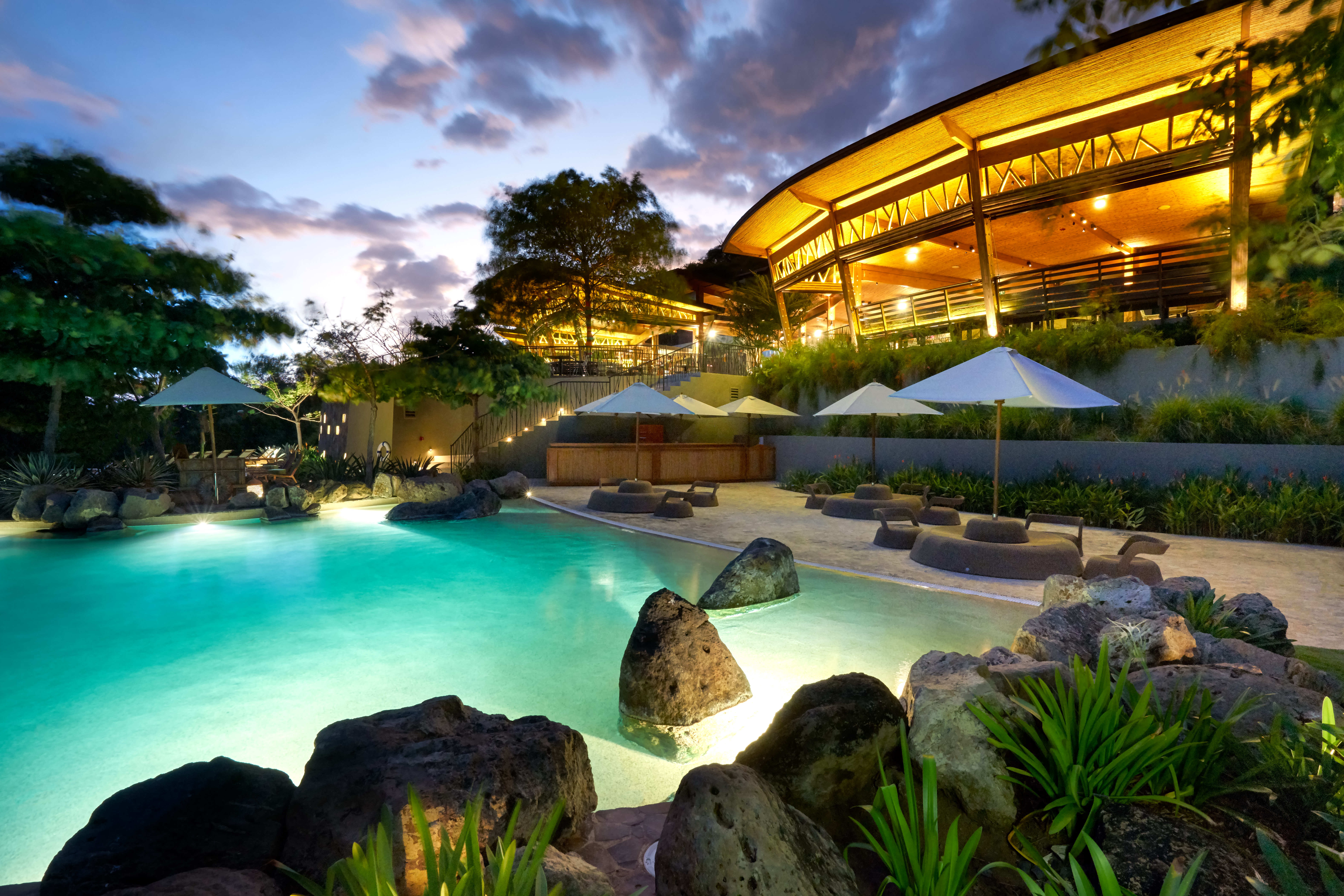 Costa Rica Vacations >> Gencom Led Ownership Acquires Andaz Costa Rica Resort At