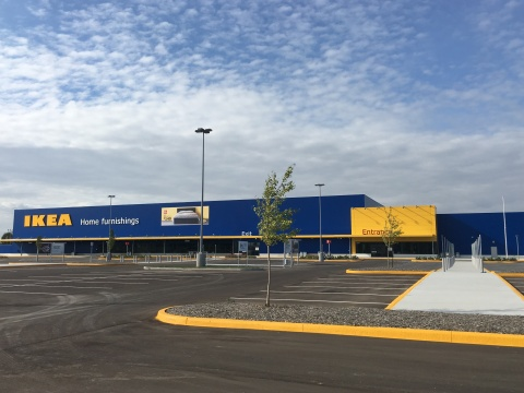 IKEA Fishers to welcome shoppers on October 11 marking the 45th store in the U.S. (Photo: Business W ...