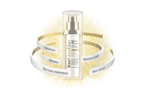 YourGoodSkin™ Balancing Skin Concentrate (Photo: Business Wire)