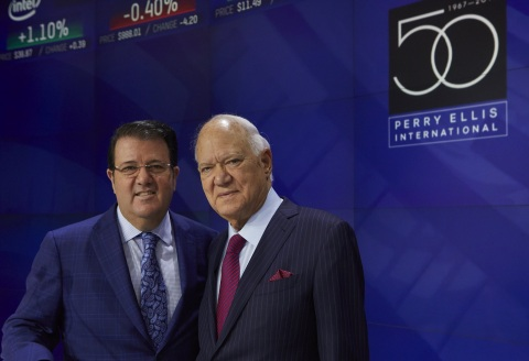 Oscar and George Feldenkreis. (Photo: Business Wire)