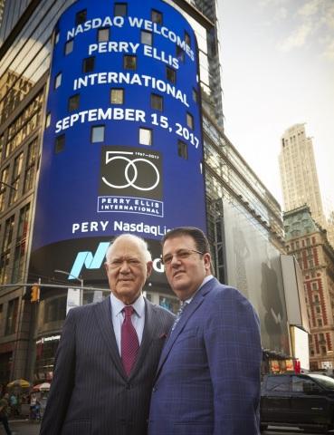 George and Oscar Feldenkreis. (Photo: Business Wire)