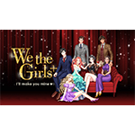NTT Solmare Releases Shall we date?: We the Girls, a Modern Take on Fairytales from Which Players Get to Choose Her Own Character!