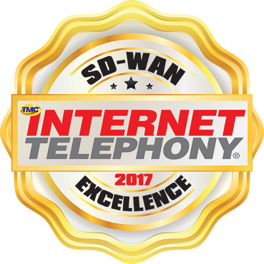 VeloCloud and Partners Earn 2017 INTERNET TELEPHONY SD-WAN