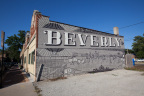 """Beverly is the fifth neighborhood to participate in Groupon's """"Discover Downtown"""" series that helps entice Chicagoans to explore their city. (Photo by Russell Ingram and mural created by Mitchell R Egly)"""