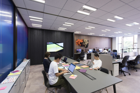 3M Design Center - Japan. (Photo: Business Wire)