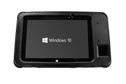Fujitsu Palm Mobile (Photo: Business Wire)