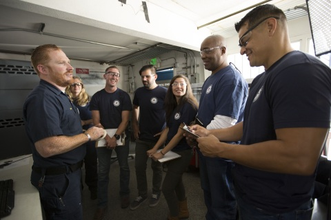 Stratasys technology is a centerpiece of new additive manufacturing STEM accreditation at San Diego-based non-profit Workshops for Warriors (Photo: Workshops for Warriors)