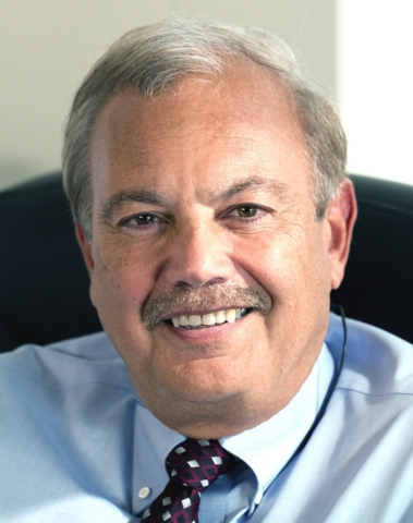 Dennis Slamon, MD, Ph.D., winner of the 2017 Brinker Award for Scientific Distinction in Clinical Research (Photo: Business Wire)
