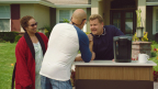 Keurig and James Corden are teaming up to show real-life coffee drinkers why they should ditch their drip for a Keurig® coffee maker, challenging them to Brew the Love™ in a fun and engaging series of TV, digital and social media videos. (Photo: Business Wire)