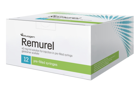 Remurel 40mg (Photo: Business Wire)