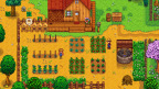 You've inherited your grandfather's old farm plot in Stardew Valley. (Photo: Business Wire)