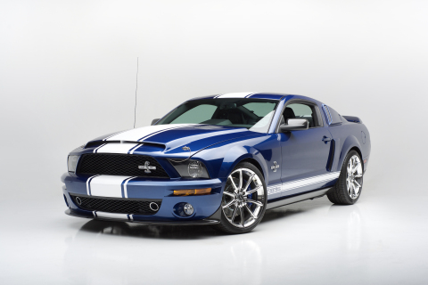 2007 Shelby GT500 (Photo: Business Wire)