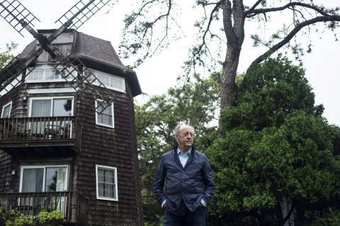 Billy Collins: Former poet laureate and Project: SET THE PAGE FREE contributor Billy Collins waxes nostalgic about the workplace of the 1950s in his contribution to the project. Visit SetThePageFree.com for new content.