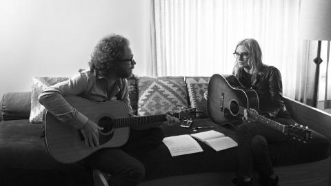 Singer-Songwriters Aimee Mann and Jonathan Coulton: GRAMMY winner Aimee Mann teams up with singer-songwriter Jonathan Coulton for Project: SET THE PAGE FREE for a unique song about the modern workplace. Visit SetThePageFree.com to learn more.