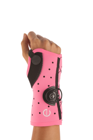 Exos Upper Extremity Wrist Brace (Photo: Business Wire)
