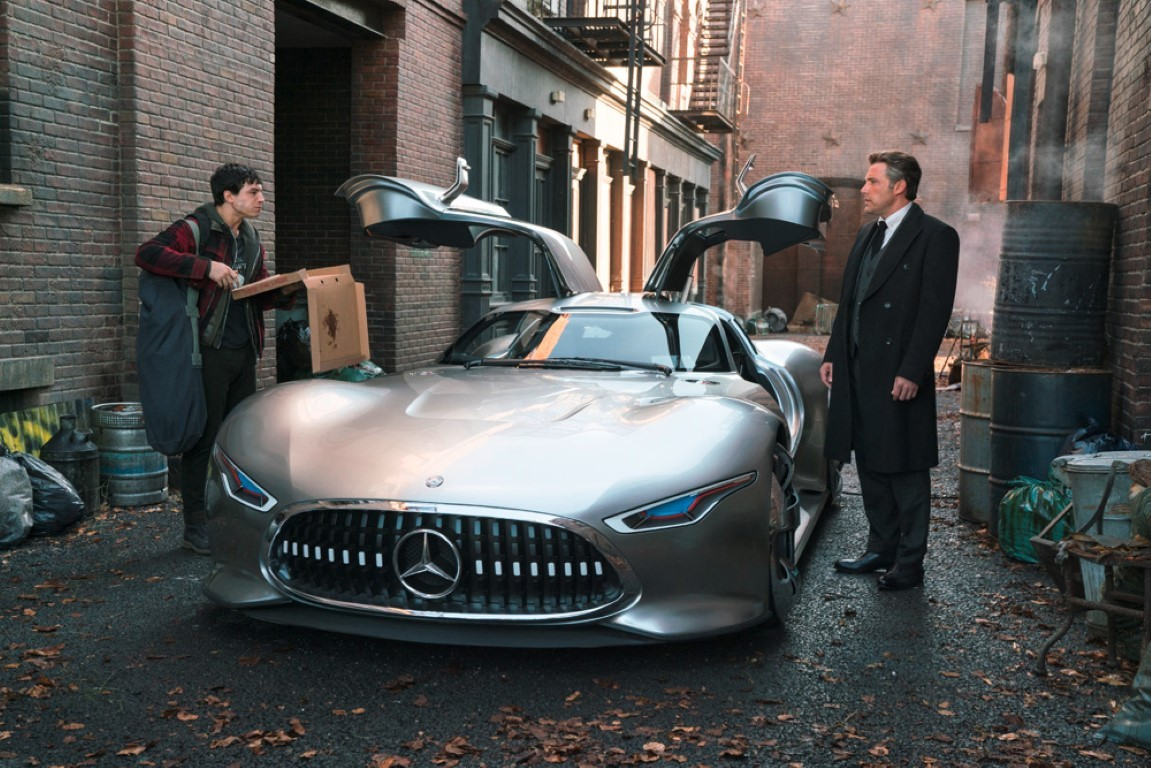 Mercedes Benz Launches Campaign To Support Warner Bros. Picturesu0027 Upcoming  Epic Action Adventure JUSTICE LEAGUE | Business Wire