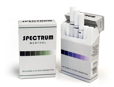 22nd Century's proprietary SPECTRUM® research cigarettes facilitate independent studies on nicotine reduction strategies. The FDA plans to mandate lower nicotine – at non-addictive levels – in all cigarettes sold in the United States. (Photo: Business Wire)