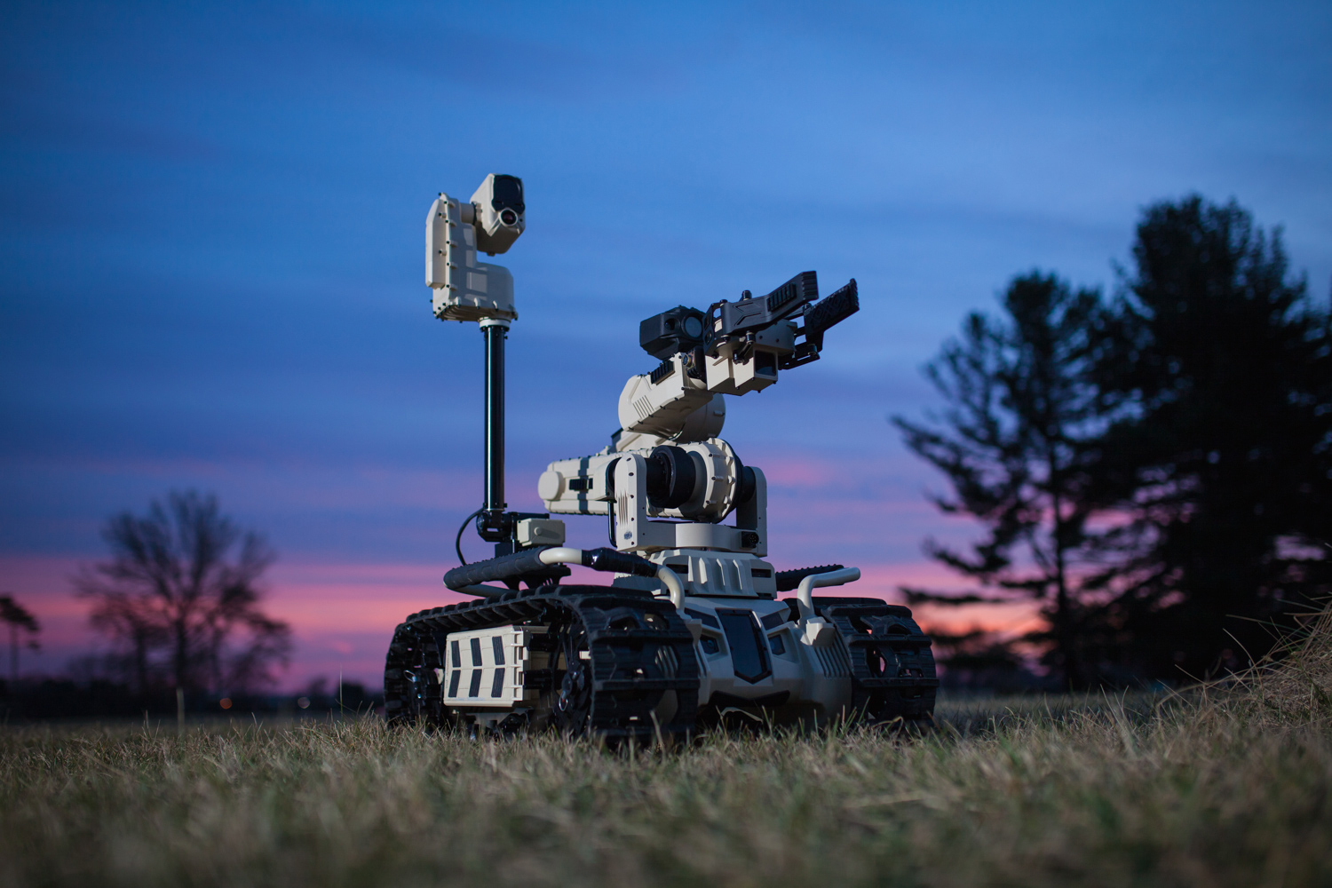 Roboteam Set to Launch Next Generation of Military Ground Robot at AUSA 2017 | Business Wire