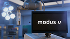 Modus V™ sets the new standard for robot-assisted neurosurgery with the most powerful optics available on the market that give unprecedented views of patient anatomy and may allow surgeons to perform less invasive procedures with more precision.