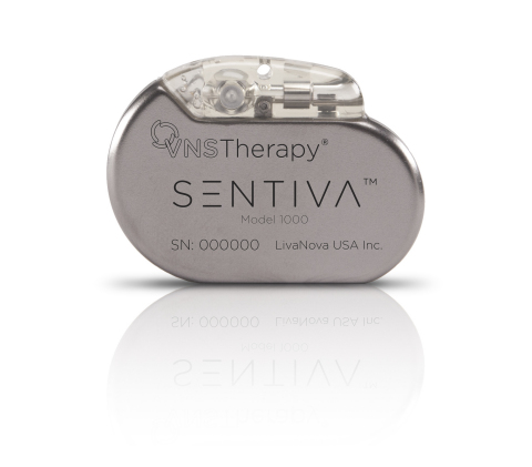 SenTiva™ is the smallest and lightest responsive therapy for drug-resistant epilepsy. (Photo: Business Wire)