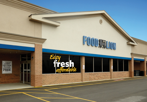 Food Lion Celebrates Completion of $110 Million Investment in 71 Greater Richmond-Area Stores; Hires 1,000 New Associates; Donates 1 Million Meals to FeedMore and 71 Local Feeding Agencies Supported by Food Lion Stores (Photo: Business Wire)